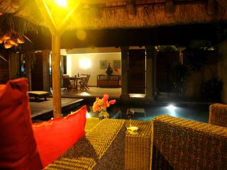 own private pool, fully sheltered from public view, Grand Baie