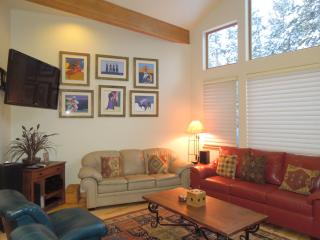 A Ski~in/Out 3BR Den+3.5BA, 52' Hd TV, Pvt Hot Tub, Breckenridge