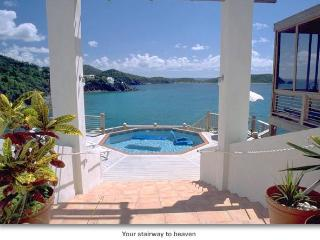 Rendezvous by the Sea -- Stairway to Heaven, St. John