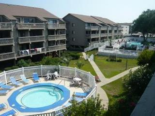 Wonderful Vacation Rental with Pool and Hot Tub at Shipwatch Pointe II Myrtle Beach, SC