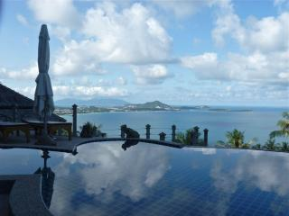 Villa Lomchoy - Spectacular views from home & pool, Chaweng