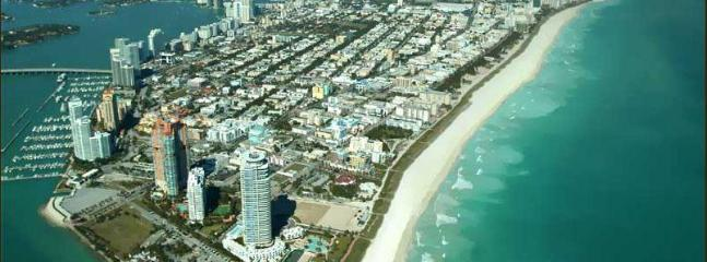 SOUTH BEACH FROM THE SKY
