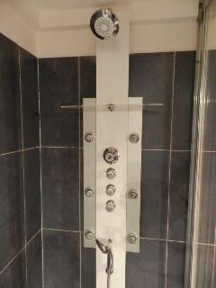 Hydrotherapy Shower
