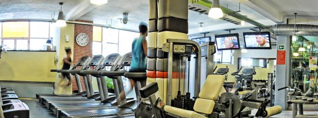 Free Membership to the Worldclass THE GYM