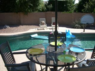 Sunny Arizona heated pool-spa - Peoria- Glendale, Phoenix
