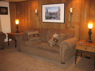 In The Heart of Mammoth Lakes: 1 Bdr/1 Bath Condo