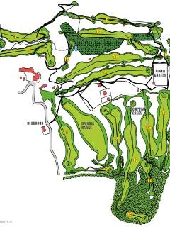 18-Hole Golf Course and free Pitch & Putt