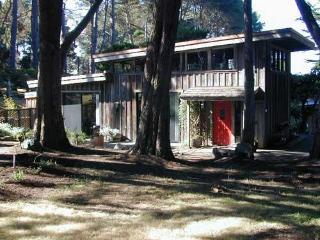 Chapman Point Cottage - near Mendocino - for two