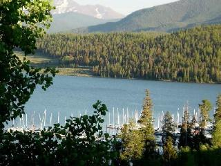 Getaway with great views and a comfortable place!   Summer at its BEST! - Dillon vacation rentals