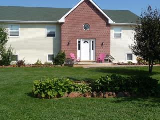 Executive House with a view of St Peters Harbour - Prince Edward Island vacation rentals