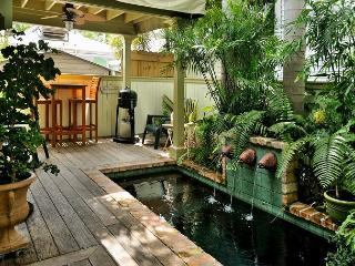 Fishtail Hideaway - Old Town Monthly Rental w/ Private Pool, Key West