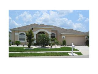 Luxury 4 bed 3 bath Villa with south facing pool., Bradenton