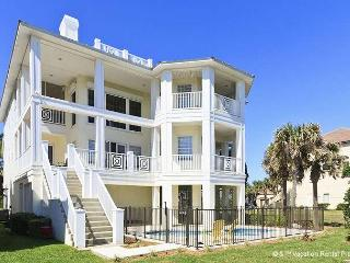 Casa La Duna Beach Mansion, 6 Bedrooms, Elevator, New Pool, HDTV - Saint Augustine vacation rentals