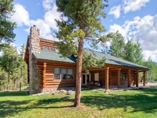 LUXURY 5 BDRM, LOG HOME IN KEYSTONE, Keystone