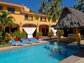 Hacienda Patrizia luxury boutique villa - Bucerias vacation rentals