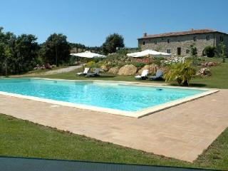 Charming Villa Tenuta Di Seripa features massive grounds, pool and housekeeping - Livorno vacation rentals