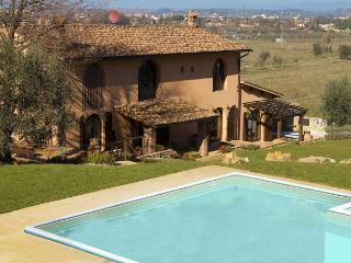 Villa with Private Pool and Easy Train Access to Florence - Villa Empoli - Paris vacation rentals
