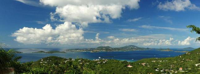 Skyway  has the best view on St John