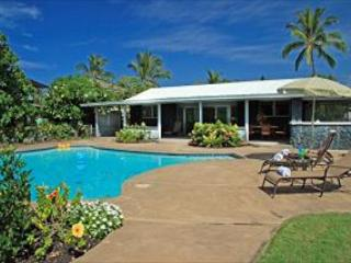 Pahukoa Hale - Direct Ocean Front Hawaiian Style home in Kona Bay Estates, Kailua-Kona