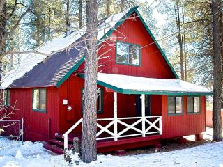 Luxury Cabin/Great Deck in the Pines with Hammocks, Flagstaff