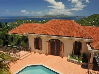 Starstruck - panoramic views of the sea and stars, St. John