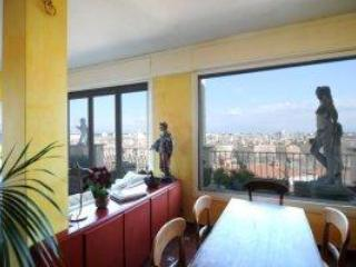 Sant'Onofrio terrace apartment: Up to 2+2 people - Rome vacation rentals