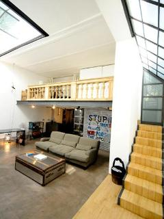 Spanish Steps terrace loft: Up to 2+1 people - Rome vacation rentals