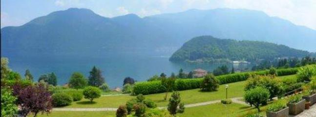 The majestic lake view from your home