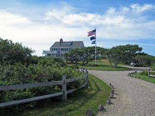 Sunny home on 3 acres w/ panoramic ocean views, Nantucket
