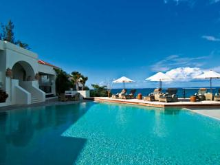 Luxury 7 bedroom Terres Basses (French side) villa. On beautiful Baie Rouge Beach!, Saint-Martin
