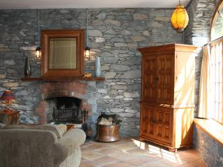 The Living Room in the Coach House