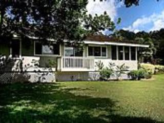 Shannon's Serenity -  Wailua Country Home - Kapaa vacation rentals