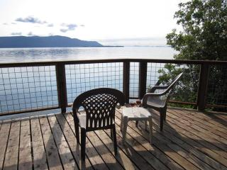 Lummi Island Beach Home for Family Get-togethers