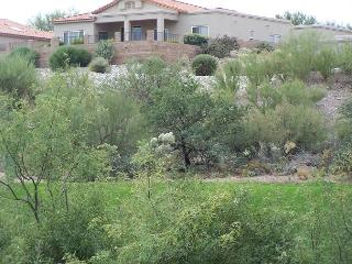 First Floor Corner Condo with Golf Course Views- New carpet and paint - Tucson vacation rentals