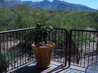 First Floor Condo with Mountain Views, Tucson