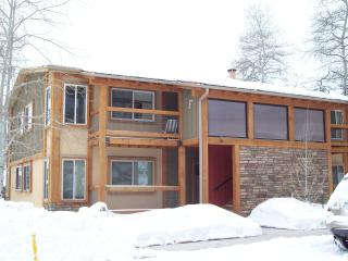 BEST BANG FOR YOUR DOLLAR ! Steps from fanny hill, Snowmass Village