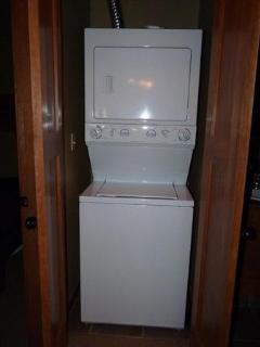 the convenience of your own washer & dryer