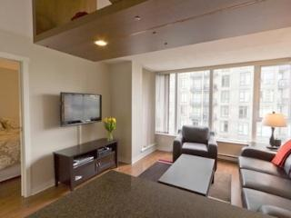 Downtown Vancouver 1 Bedroom Yaletown Condo Minutes from Rogers Arena