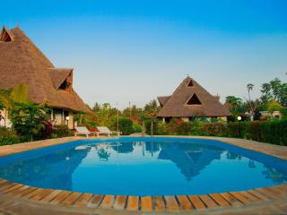 A peaceful retreat between moon and beach, Diani Beach