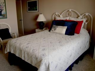 Recently Redecorated Master Bedroom