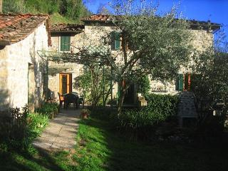 Village house centrally located in Tuscany - Bagni Di Lucca vacation rentals