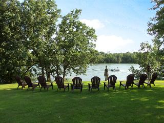 Private Beach, Private Peninsula-Horseshoe Chain - Richmond vacation rentals