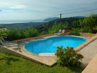 Amazing French Riviera Villa with Pool and Panoramic Sea View, Cannes