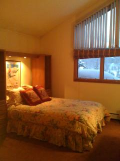 Beautifully furnished bedrooms with great mountain views!