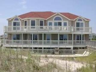 Ocean Front Elevation - Spectacular Ocean Views, Private Beach Access