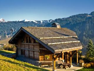 5 Star Chalet Camomille in pretty Les Gets