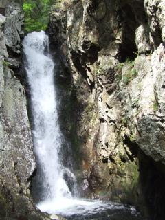 The Castle Offers Over 5,000 Acres Of Exploration & Over 45 Miles Of Trails, Including This Falls.