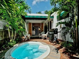'TOBAGO GRANDE' Monthly Rental Home w/ Private Pool Just 1 Block To Duval, Key West