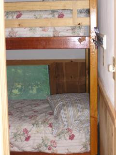 Here's The Bunk Beds Closer Up.