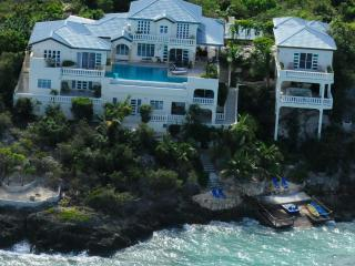 Ambrosia Villa, Luxury Oceanfront Property, Shoal Bay Village